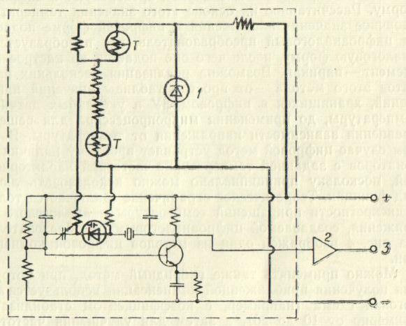 схемы с терморезистором